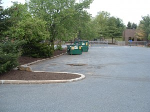 Parking Lot (Before)